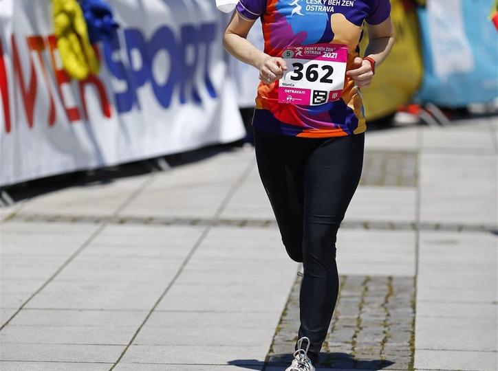 Český běh žen 2021